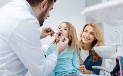 When Should Families Visit A Children's Emergency Dentist?