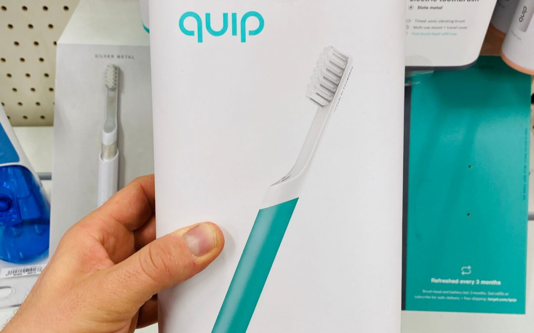Quip Toothbrush Review: Your Partner In Oral Hygiene